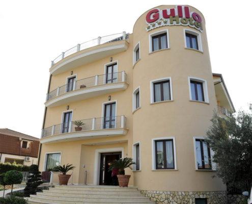 Hotel Gullo - lavoro effettuato da COAN Costruzioni